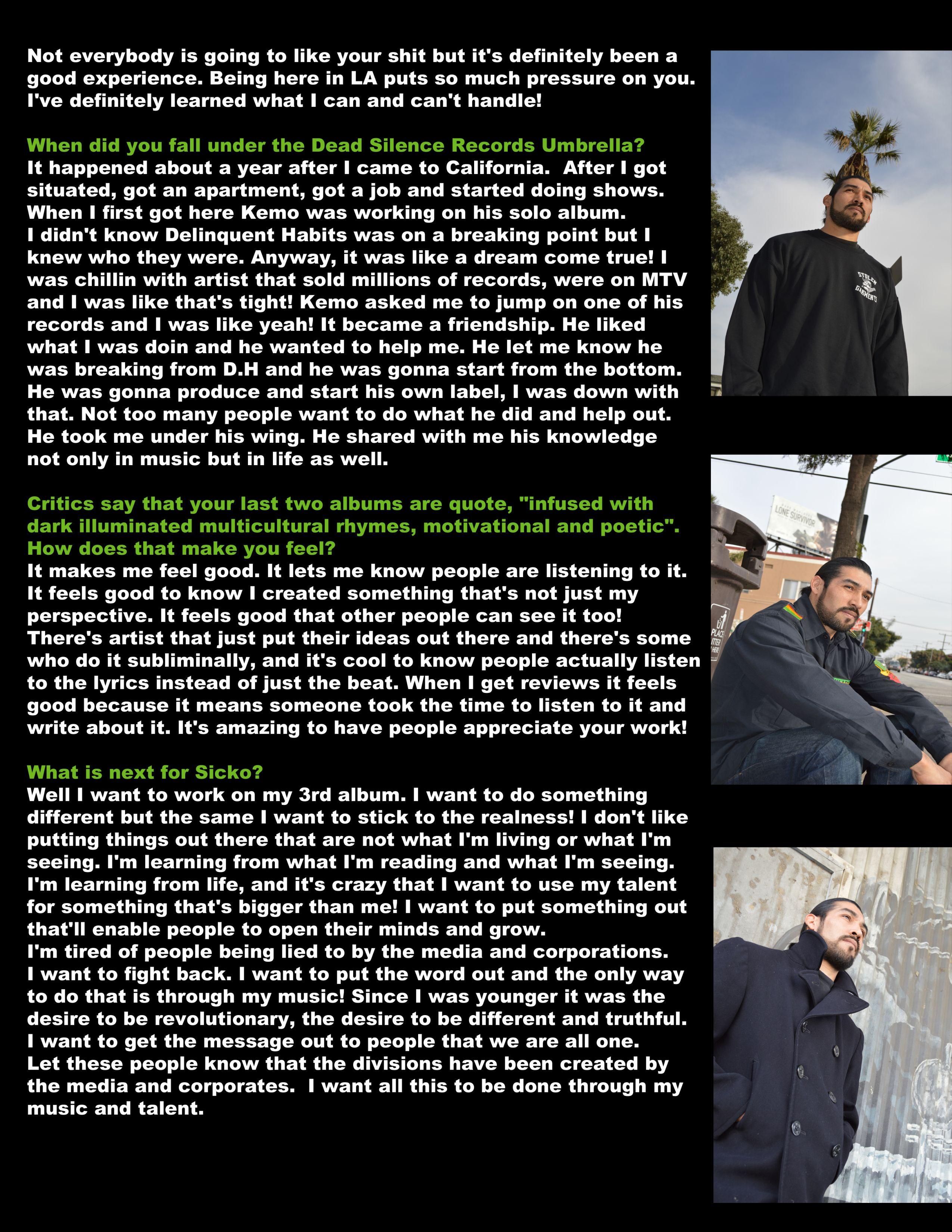 page 22 Sicko soldado 1 page 23 Sicko soldado 2 ...