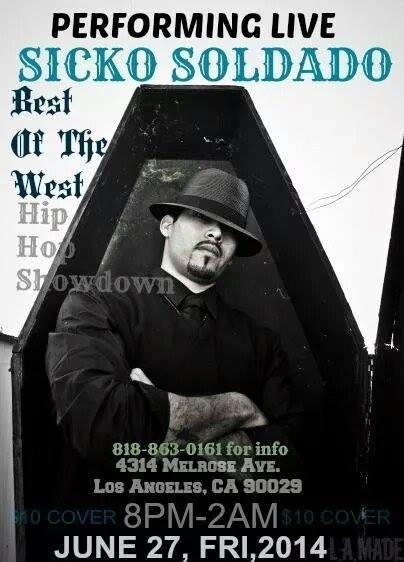 sicko soldado-steelo magazine-june27 flyer