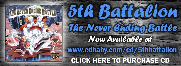 5th Battalions bottom banner image - The Never Ending Battle
