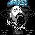 Big Duke Cover - Steelo Magazine Vol 4