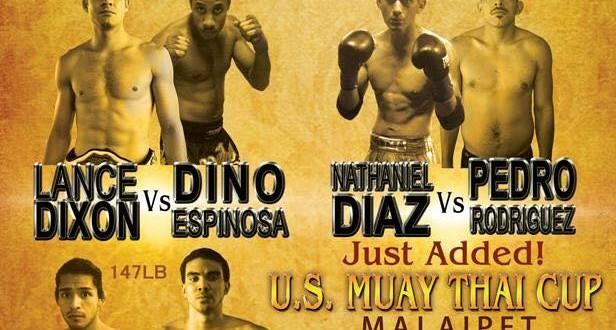 Steelo Magazine – Muay Thai Promo Video Mike Martinez vs Cory Fisher | Steelo Magazine