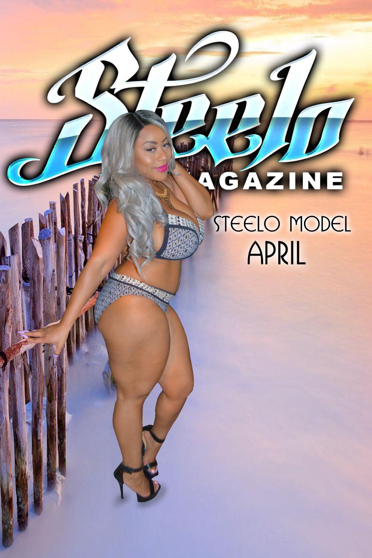 april-steelo-cover-model
