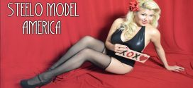 Steelo Magazine Model – America (part 2) Valentine Shoot