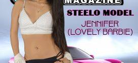 Steelo Magazine Model – Jennifer A (Lovely Barbie)