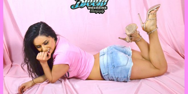 March 2017 Steelo Magazine Model of the month – Jennifer A
