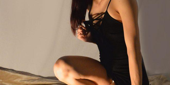 Steelo Magazine Model – Angelina M