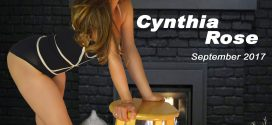 Steelo Magazine Model – Cynthia Rose