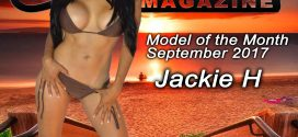 Steelo Magazine Model – Jackie H (Bikini Shoot)