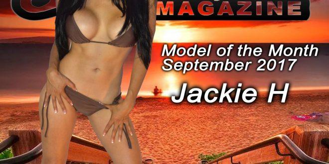 Steelo Magazine Model – Jackie H (Bikini Shoot)