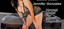 Steelo Magazine Model – Jennifer Gonzalez (1st Sexy shoot)