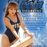meliza-steelo-model-cover-2