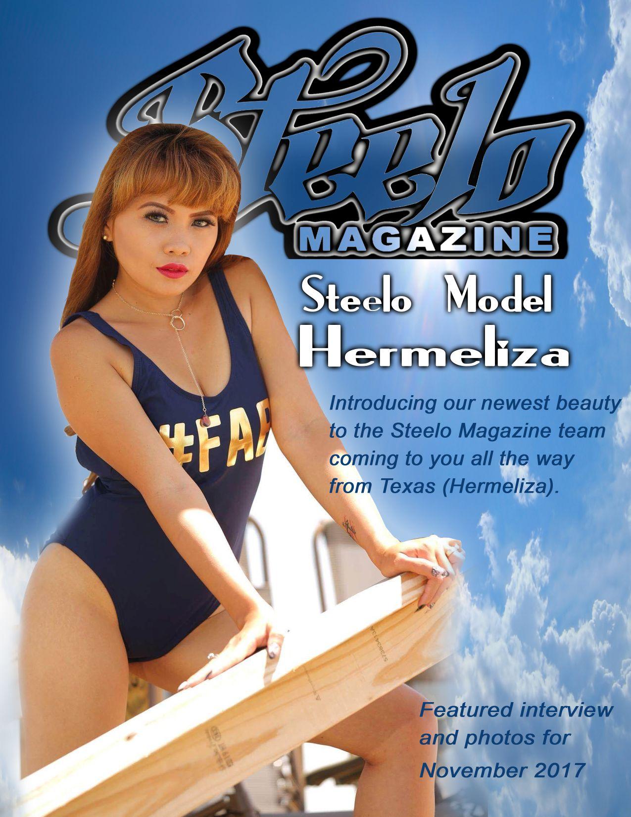 meliza-steelo-model-cover-2